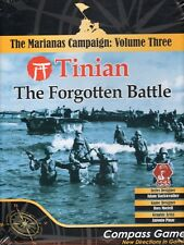 Compass Games Tinian The Forgotten Battle Marianas Campaign: Volume Three