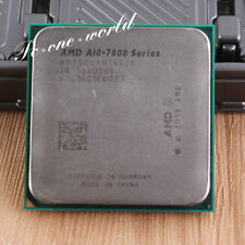 100% OK AD7800YBI44JA AMD A10-Series A10-7800 3.5 GHz Socket FM2+ CPU 720MHz