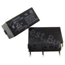 10 x G6B 1174P US Power Relay 4 Pins 8A AC250V DC30V 0790YH Coil DC24V