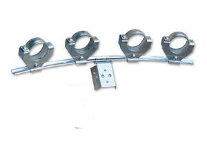 Multifeedhalter 4-fach für Gibertini Multifeed Halterung LNB Universal Halter HD
