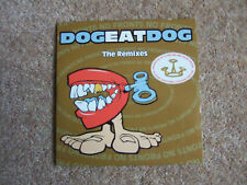 """DOG EAT DOG...""""No fronts"""" The remixes cd single on Roadrunner label.Beastie Boys"""