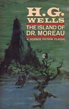 H G Wells The Island Dr. Moreau MP3 CD Audio Book science fiction talking books