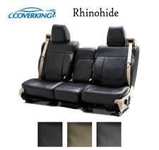 Coverking Custom Seat Covers Rhinohide Front Row - 3 Color Options