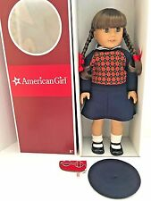 American Girl Molly 18-inch Doll, Glasses with Case, & Beret     NEW in AG Box