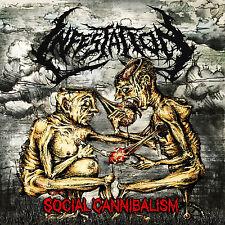 INFESTATION - MCD - Social Cannibalism  (UK Slam Death)