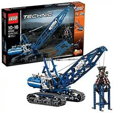 LEGO 42042 TECHNIC Crawler Crane Mobile Tower Crane Power Functions SEALED NEW!