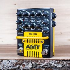 AMT Electronics SS-11B (Modern) – 3-channel Tube Guitar Preamp
