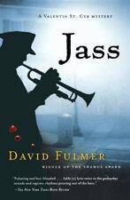 Jass (Valentin St. Cyr Mysteries), Fulmer, David, Excellent Book