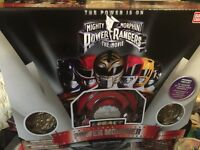 Power Rangers Mighty Morphin Movie Legacy Morpher/Power Morpher, Red