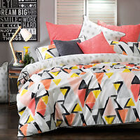 Bianca Hadley Multi Doona|Duvet|Quilt Cover Set in All Sizes