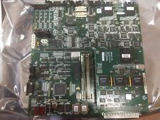 Videojet Print Manager PCB with Fiber Comms Board