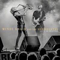 Mindi Abair and The Boneshakers - Live in Seattle [CD]