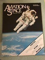 Vintage Aviation Space Magazine Spring 1984