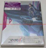 New Macross Delta Vol.3 First Limited Edition Blu-ray Booklet Japan English