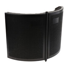 Studio Recording Microphone Shield Isolation Reflection Pop Filter Screen