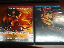 Xxx State Of The Union & Vin Diesel Ice Cube. Full and Wide Screen Specials Dvds