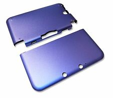 Nintendo 3DS xl 3DSXL bleu aluminium metal case cover uk vendeur