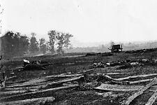 New 5x7 Civil War Photo: Terrific Conflict at Antietam - Sharpsburg Battlefield