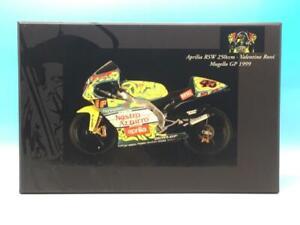 MINICHAMPS APRILIA RSW 250CCM VALENTINO ROSSI MUGELLO GP 1999 122 990046