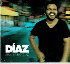 JuanPablo Diaz  Diaz   BRAND NEW SEALED  CD