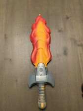 """Skylanders Giants Ignitors Flame Sword 2012 Approx 24"""" -Sounds. Costume Cos Play"""