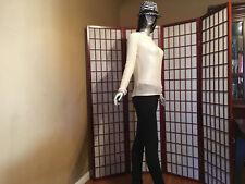 Cotton On Ivory CrewNeck Med Knit Sweater Womens Apparel Sze XS Acrylic Garment