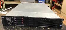 HP Proliant DL380 G6 Server 2x Quad Core Xeon E5540 2.53GHz / 62GB/ 3x146 GB HDD