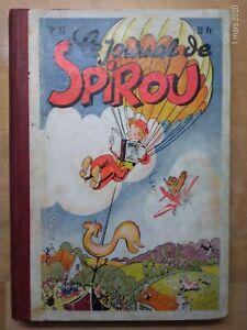 Reliure éditeur Album du Journal de Spirou N°10 1942