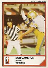1984 JOGO CFL Canadian Football Set