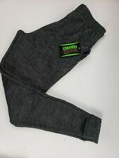 "CRUNCH TIME - BOY'S SIZE 4/5(XS) ""GRAY"" PREMIUM SWEAT PANTS With POCKETS"