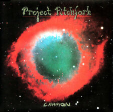 PROJECT PITCHFORK CARRION CD 4 brani Goth Electro, Industrial EP 4 TRK