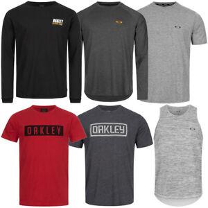 Oakley Link Vince Stack Tech SC Eagle S&D Crank Herren Langarm Kurzarm Shirt neu