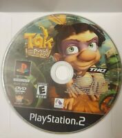 Tak and the Power of Juju (Sony PlayStation 2 PS2) *GAME DISC ONLY - TESTED*