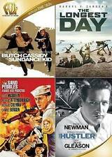 Butch Cassidy And The Sundance Kid/The Longest Day/The Sand Pebbles/The Hustler