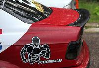 For BMW E36 CSL 3 series trunk spoiler ducktail lip duck tail bill duckbill rear