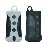 Für Bose-SoundLink Revolve/Revolve+ Silikon Hülle Schutzhülle Sling Cover Case