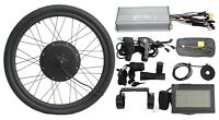 """EU DUTY FREE 48V 1500W Front Wheel Ebike Conversion Kit Elcetric Bicycle 20""""-29"""""""