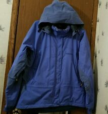 Marmot Ski Jacket Women's  L    Loaded With Features Excellent Condition