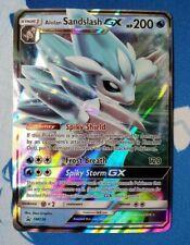 Alolan Sandslash GX SM236 Ultra Rare, Promo, Mint/NM, Pokemon TCG | 1 card