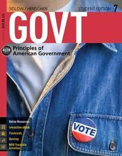 New, Engaging Titles from 4LTR Press: GOVT : Principles of American...