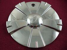 Gianna G Wheels Chrome Custom Wheel Center Caps # 619-Cap (1 Cap)