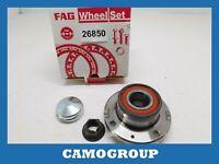 Set Rodamiento Rueda Delantera Front Wheel Bearing FAG FIAT Ducato Peugeot Boxer