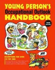 Young Person's Occupational Outlook Handbook (3rd Ed.)-ExLibrary