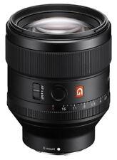 Sony Kamera-Objektive mit 85mm Brennweite