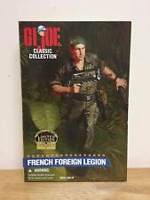 Kenner GI Joe Classic Collection Limited French Foreign Legion, Sealed, 1996!