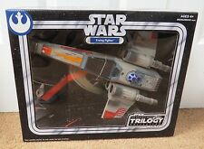 STAR WARS TRILOGY COLLECTION X-WING FIGHTER SEALED