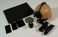 Toys City USAF CCT HALO helmet 1/6 Soldier story dragon bbi gi joe Dam art