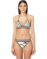 Missoni Mare Women's 189354 Fiammata Bikini Set Swimwear Size 42