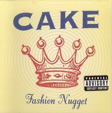 Cake - Fashion Nugget [New CD] Explicit