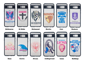 For Samsung Galaxy S9/S9+ Personalized Australian Footy Fans Phone Case Cover